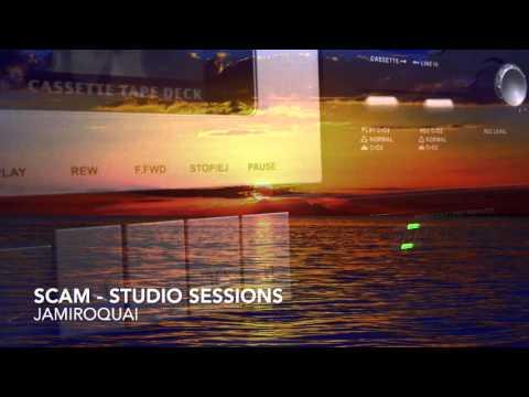 Jamiroquai - SCAM Studio session