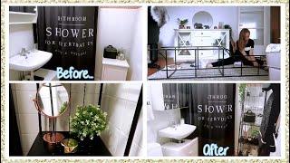 Bathroom Makeover | mixie