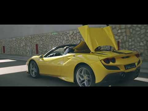 Ferrari F8 Spider News