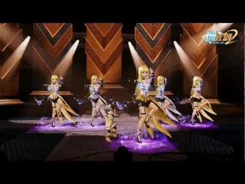QQ Dance 2 - PhysX Demo