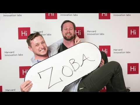 Harvard Innovation Labs Venture Story: Zoba