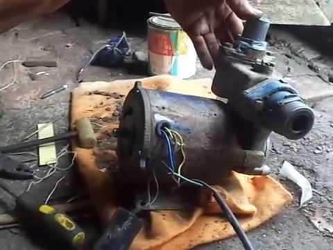 Cara Memperbaiki Pompa Air