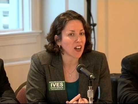 First Essex Massachusetts State Senate Debate