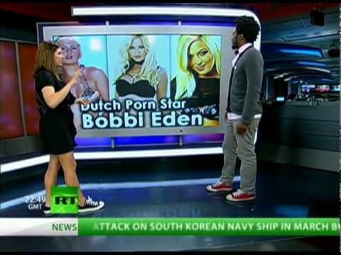 Porn Star Bobbi Eden: Oral Sex Promise if Netherlands Win World Cup from YouTube · Duration:  1 minutes 57 seconds
