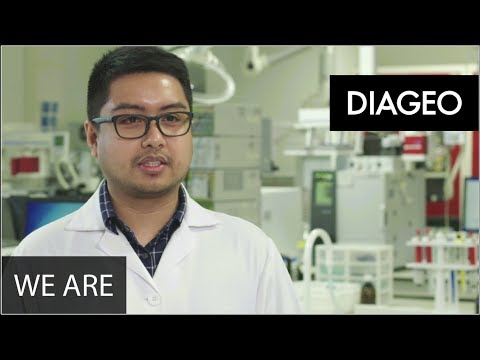 We Are Diageo | Meet Ryan Abella, Analytical Scientist | Singapore | Diageo