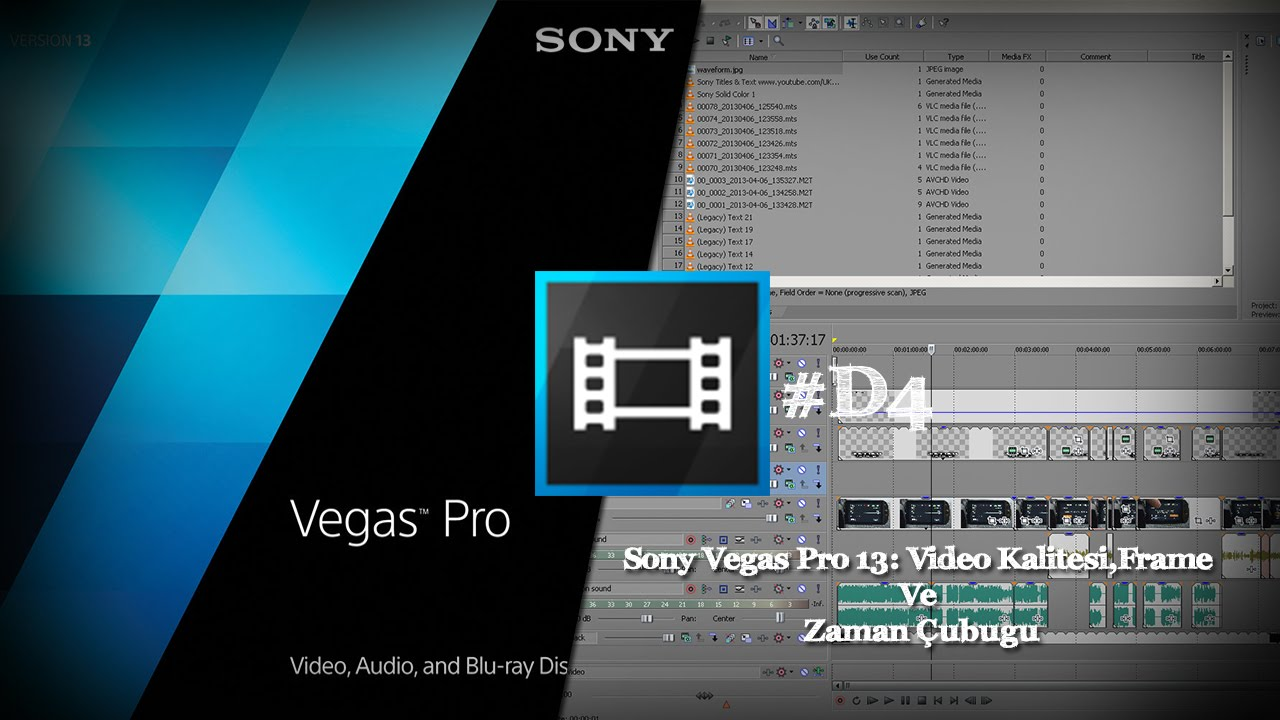 how to stop a frame on sony vegas