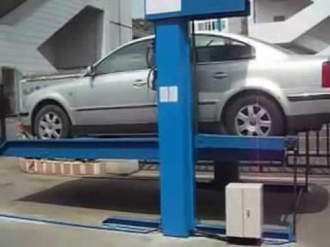 Double Deck Parking System (Electronic) by Nic Chi Engineering
