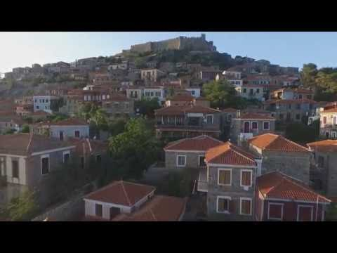 Molivos Lesvos Greece