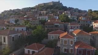 Molivos Lesvos Greece