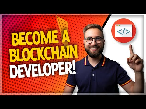 How To Become A Blockchain Developer From Scratch! 🚀