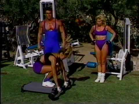 Rick Valente on 90's BodyShaping show from ESPN