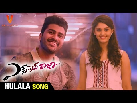 Hulala Song | Express Raja Telugu Movie Release Trailer | Sharwanand | Surabhi | UV Creations