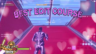 BEST Edit Course Map In Fortnite