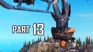 Just Cause 3 Walkthrough Part 13 - Rico and Rose (PC Ultra Let's Play Commentary)