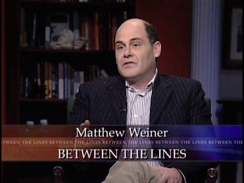Matthew Weiner on Between the Lines