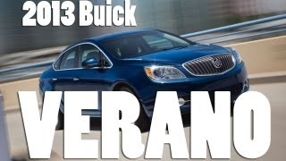 Buick Verano Turbo 2013 Videos
