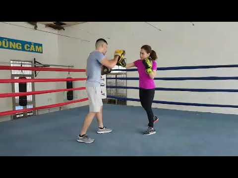 Training PT boxing bình dương. (CLB BOXING BD). Rita Lpa