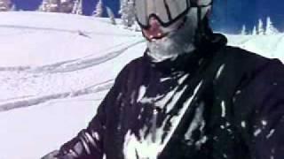 Dry Powder off Marmot Ridge 2-25-2011.wmv