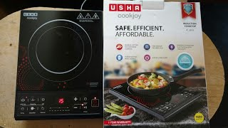 Unboxing of Haha IC 3616 induction cooktop
