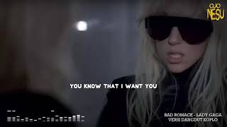 Bad Romance Lady Gaga Versi Dangdut Koplo
