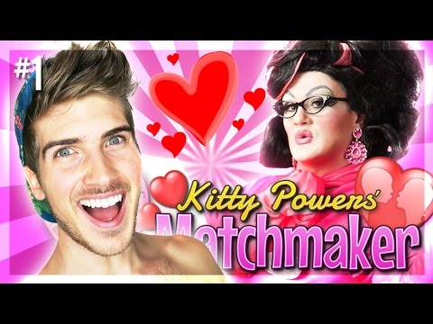 I'M THE BEST MATCHMAKER! | EP 1 | Kitty Powers Matchmaker