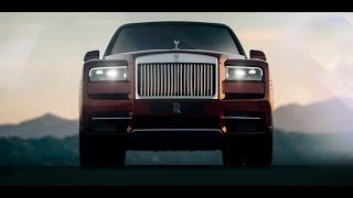 2019 Rolls Royce Cullinan   Suv Car with MOST Advance Technology features