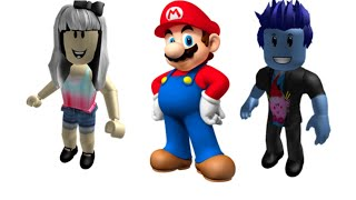 You Can Be Mario In Roblox!!!   Super Mario Epic Obby   Roblox Gameplay