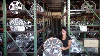 Factory Original Hyundai Azera Rims & OEM Hyundai Azera Wheels – OriginalWheel.com