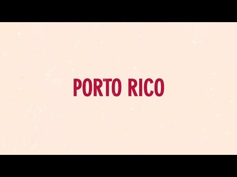 RIDSA - Porto Rico [Vidéo Lyrics]