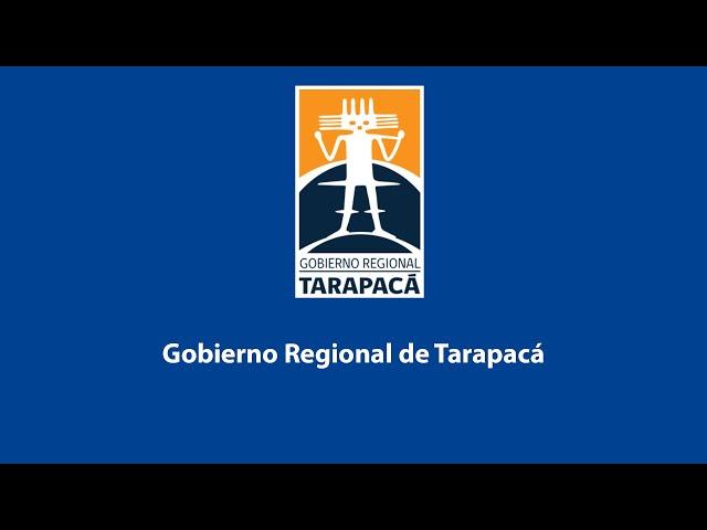 Punto de prensa 26 de agosto de 2020 - Gobierno Regional de Tarapacá