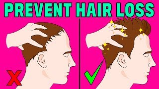 The 1 natural routine to prevent hair loss and thicken thinning hair