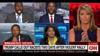 CNN Panel Explodes as Leftist Keith Boykin Questions Paris Dennard's Blackness