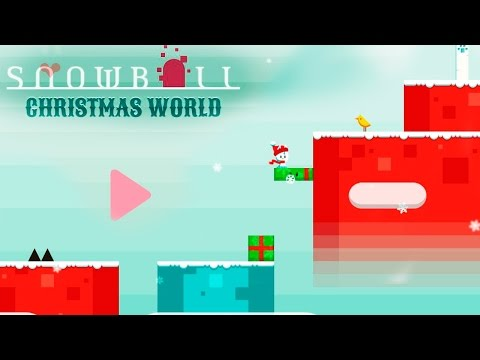 Snowball Christmas World - Android Walkthrough & Gameplay HD Video