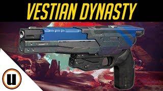 Amazing New Sidearm | | Vestian Dynasty | PVP Gameplay Review | Destiny 2 forsaken