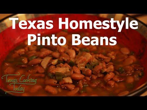Texas Homestyle Pinto Beans Recipe Tutorial S5 Ep 506
