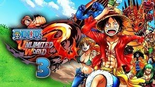 One Piece Unlimited World Red Walkthrough Part 3 - Episode 3: Alabasta