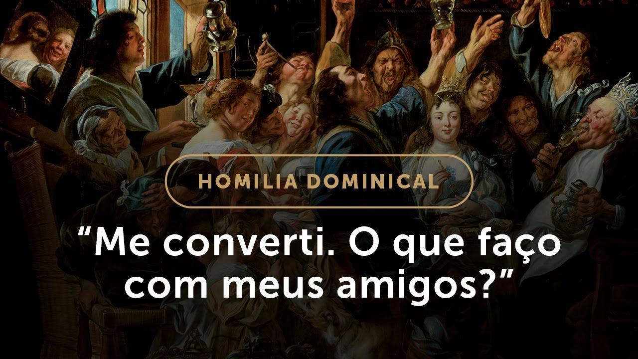 Download Homilia   Melhor ir para o céu sem eles que para o inferno com eles (26.º Domingo do Tempo Comum)