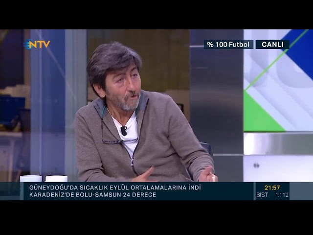 %100 Futbol | Medipol Başakşehir - Galatasaray