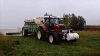 Innowacyjna metoda wapnowania pól uprawnych w Małopolsce
