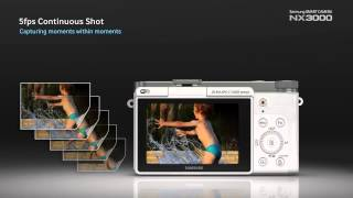 Samsung Smart Camera NX3000 - Presentation Thumbnail