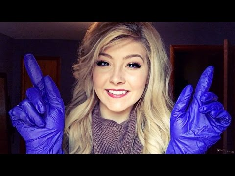 ASMR I'm Your DOCTOR Roleplay | Dermatoligist | Gentle Talking | Rubber Gloves | Variety of Triggers