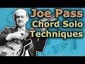 Capture de la vidéo This Is How Joe Pass Plays Amazing Solos