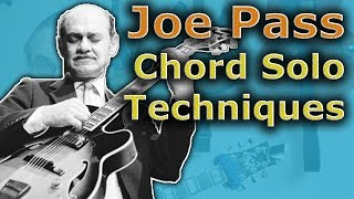 This is How Joe Pass Plays Amazing Solos