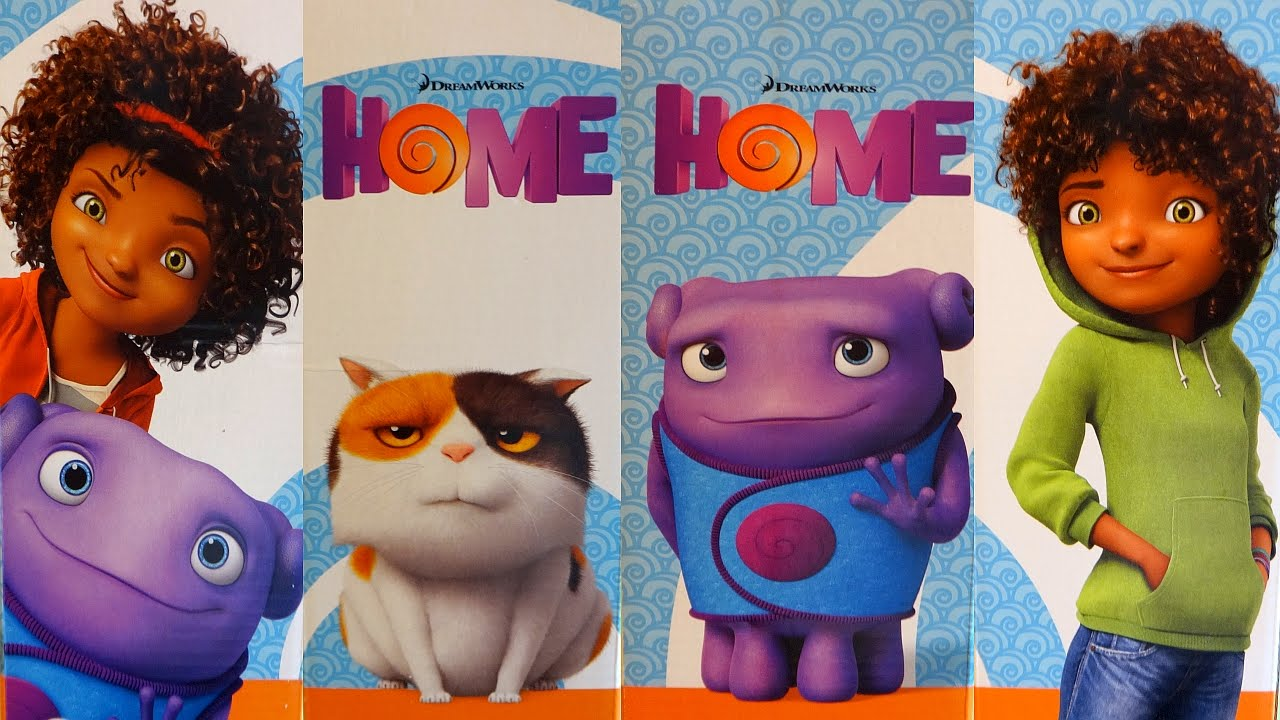 DreamWorks Home Movie Wall Giant Colouring Pages 28x40 Inch Unboxing