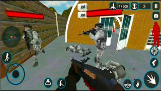 Elite Commando: Sniper 3D Gun Shooter 2019 - Android GamePlay - Shooting Games Android #5