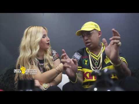 Entrevista a Ñengo Flow desde Linüx Night Club en Ponce 2017