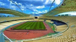 OAKA - The Olympic Stadium of Athens