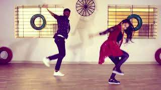 Bedardi Raja | hip hop choreography | santhosh arockiaraj | monisha |