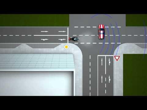 BMW Car to  X Communication 1