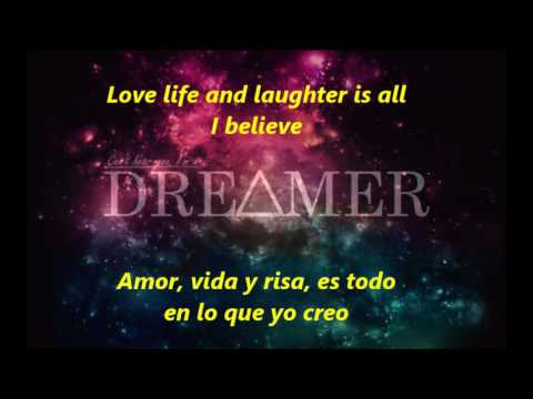 Living Joy- Dreamer -Lyrics/ Letra